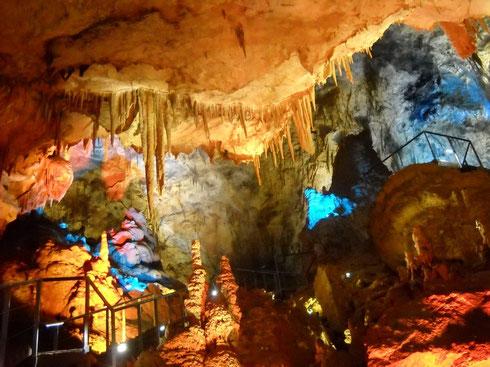 Jaskinia Prometeusza / Imeretia