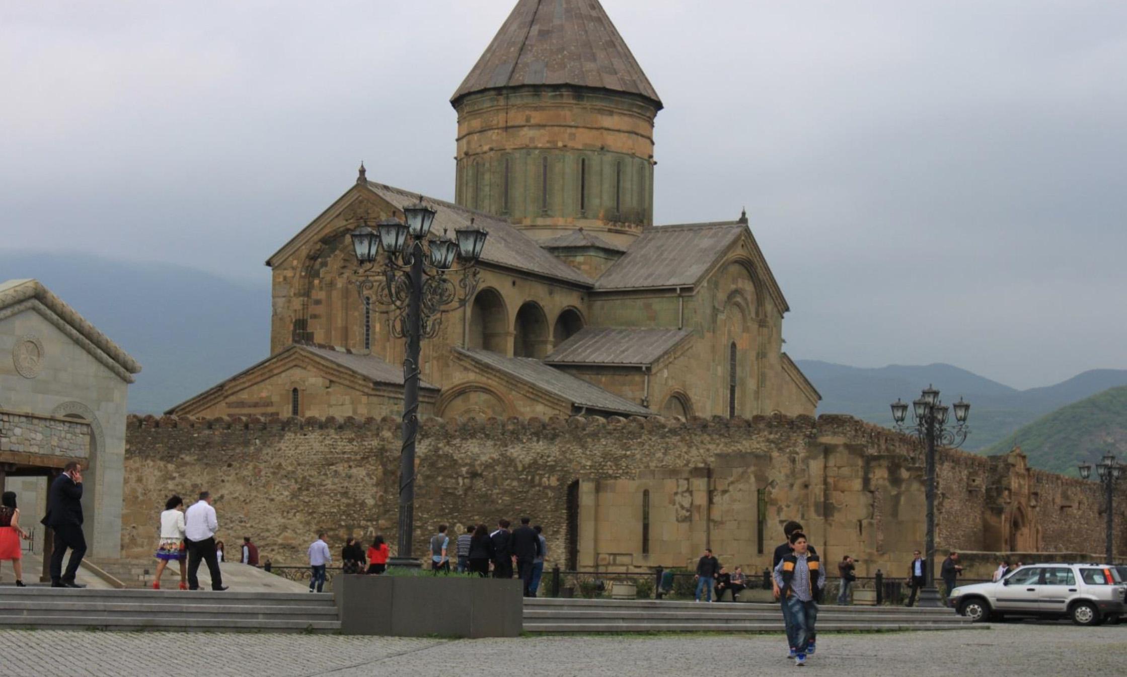 Katedra Sweti Cchoweli – Mccheta